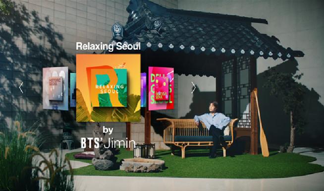 Relaxing Seoul