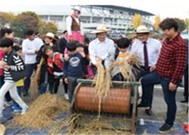 ソウル市、ソウル広場にて「環境にやさしい給食のすべて」祭りを開催