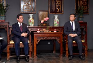 パク・ウォンスン(朴元淳)市長、「交流と協力の強化」のために北京へ newsletter