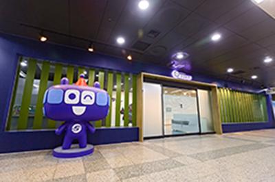 7号線パンポ駅が「複合文化生活空間」に変身!