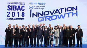 グローバル経済リーダー、ソウル国際経済諮問団(SIBAC)の総会に集結