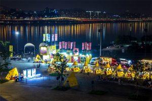 外国人が選んだ2018年のソウル市優秀政策1位は「ソウルパムトッケビナイトマーケット」