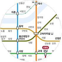 ソウル市、色覚異常の人にとって見やすい地下鉄路線図を発行