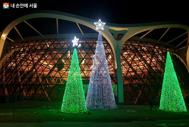 ソウル植物園「ウィンターガーデン」、2月まで開催
