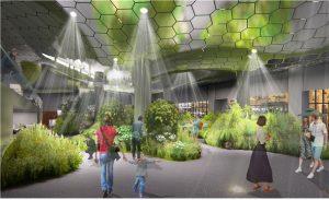ソウル市、チョンガク駅地下の空きスペースを「太陽光庭園」として再生 newsletter