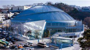 チャンチュン(奨忠)体育館、再オープン4年にして観客100万人突破