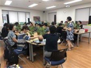 ソウル市、低所得層単身高齢者6,000人に伴侶植物を提供