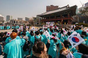 3・1運動100周年記念イベント