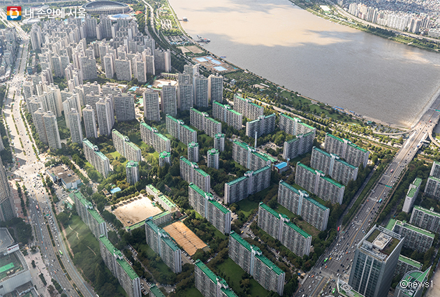ソウル市、「都市計画革命」によりアパートのある景観を刷新する…整備事業・デザイン革新