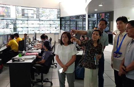 フィリピン・マニラ、ソウル市の「スマートシティ」ノウハウを学ぶ