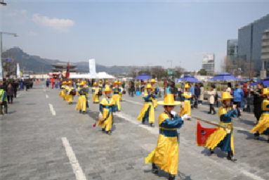 2019年ソウルの歩行者天国は、テハクロ(大学路)・カンナム(江南)へ拡大