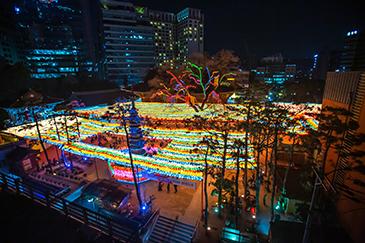 2019 燃燈祝祭(燃燈会)