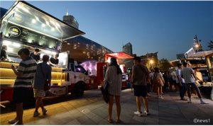ソウル市、ナムデムン(南大門)市場に「フードトラック特化通り」オープン