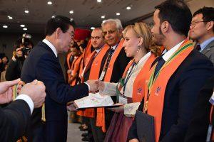 ソウル市、外国人名誉市民の候補者推薦を受付 newsletter