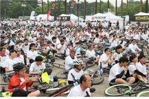 2019ソウル自転車大行進開催