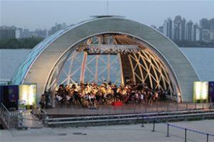 ソウル市、ハンガン(漢江)の各所をロマンチックな夏の夜の舞台に…6月中の1か月間、無料公演開催