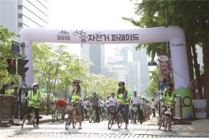 ソウル市、ハンガン(漢江)自転車ライディングをともに楽しむ1,000人の市民参加者を先着順募集
