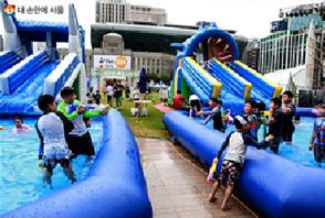 ソウル市、7月25日から27日まで水循環博覧会を開催