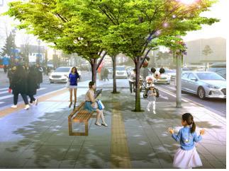 ソウル市、気候変動対応のため2022年までに「木陰の憩いの場」400か所を造成