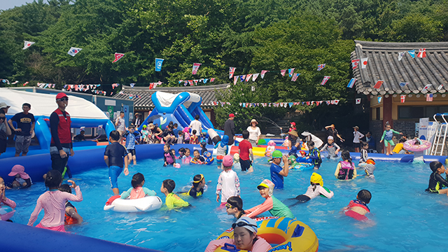ソウル市、猛暑に備え水遊び場や避暑プログラムを無料運営