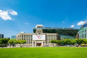 ソウル市、エリア別5地区に市立図書館設立