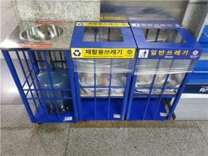快適で便利なソウル地下鉄駅の施設