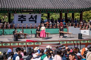 2019年9月「第1回ソウル国楽フェスティバル」…秋夕連休はソウル広場で国楽を楽しもう!