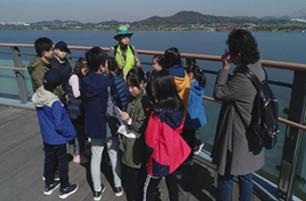 2019ハンガン(漢江)歴史探訪、歴史ガイドが語るハンガン(漢江)物語