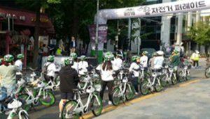 ソウル自転車パレード、参加者500名先着順募集