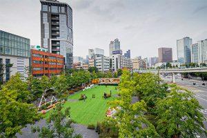 ソウル庭園博覧会開幕