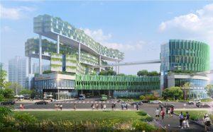 ソウル市、バス車庫に公共住宅・生活SOC・公園が揃ったコンパクトシティを造成する