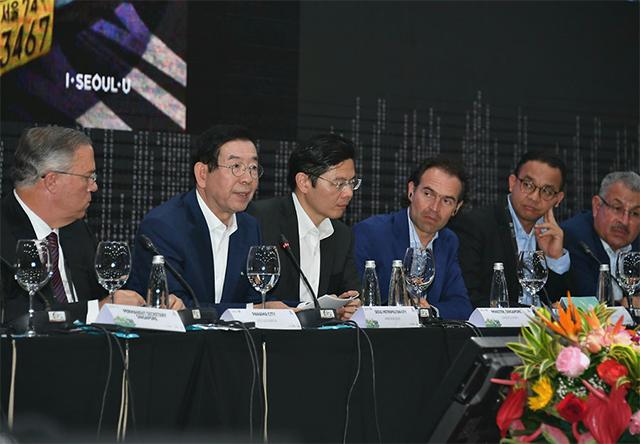 世界都市市長フォーラムで紹介された「ソウルスマート都市政策」