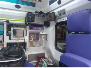 ソウル市、救急車に人工知能(AI)スピーカーを導入