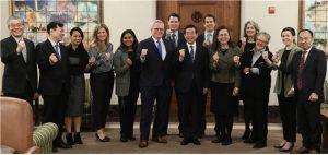 パク・ウォンスン(朴元淳)市長、米商工会議所で「ソウルの投資経済力」を強調