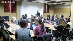 「2020年外国人住民のソウル生活調査」参加者募集