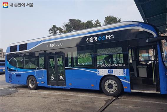 ソウル市、バスの利用が不便な交通弱者の支援に乗り出す