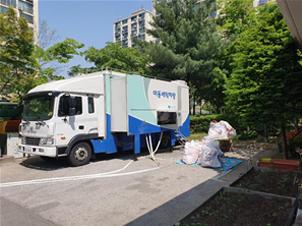 ソウル市、重度障害者及び一人暮らし高齢者の布団洗濯を支援