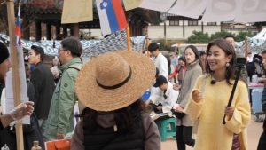 グローバル文化祭 (外国人フリーマーケット)
