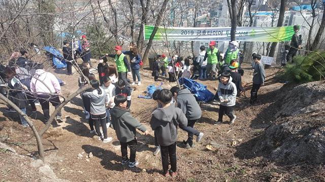 ソウル市、「気候変動への対応」に向けて3千万本の植樹プロジェクトを発表