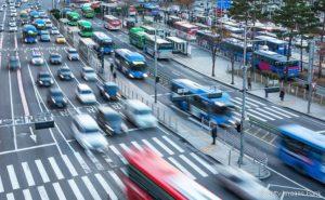 ソウル市、オリンピックデロに第一号「広域バス乗り換え停留所」を設置予定