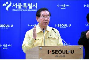 ソウルの防疫の成功が、韓国の防疫の成功へつながります!