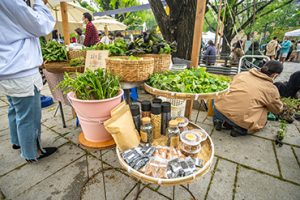 農夫の市場 マルシェ@テハンノ(大学路)