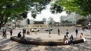 ソウル市内に人間中心の「サラムスプギル(人・森・道)」をつくる