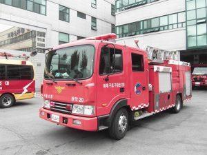 ソウル市、2020年度消防車海外援助… 現在まで11か国に127台の消防車両を援助