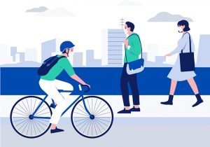 ソウル市、自転車道路を整備して自転車用の通勤路を作る
