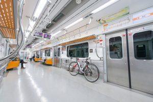 ソウル地下鉄、平日も自転車持ち込み乗車が9月1日から可能に