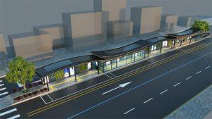 ソウル市内に未来型バス停留所「スマートシェルター」の設置を開始
