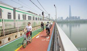 市民が作るソウル市自転車道路システム、10月に本格稼動