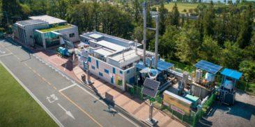 ソウル市、国内初の水素生産・供給ワンストップ 「上岩水素ステーション」、19日オープン