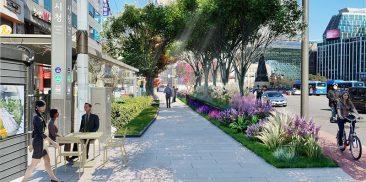 「セジョンデロ(世宗大路)サラムスプギル(人・森・道)」工事を年末までに完了、2021年1月開通